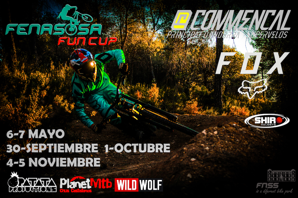 OPEN FUN CUP LA FENASOSA 2017